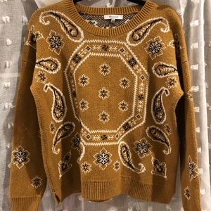 Madewell Sweater NWT
